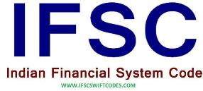 IFSC code: Indian Financial System Code